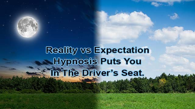 Reality vs Expectation dictate enjoyment of life