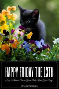 Friday 13th Superstitions