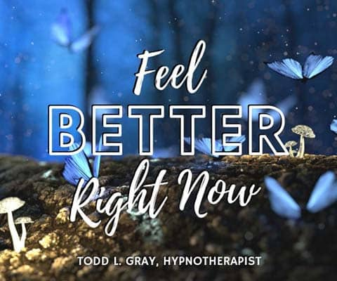 Feel Better Now Self-Hypnosis Visualization
